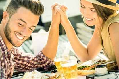 Los mejores signos para una relación seria con Piscis