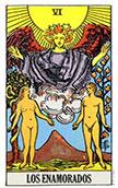 Tarot del Amor para Piscis